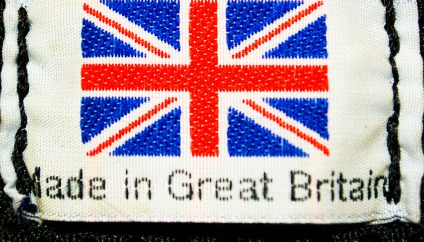 Manufactured in Great Britain.