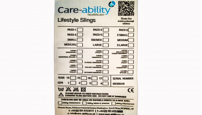 Patient Slings Hoist Slings Disability Slings Sling Manufacturers