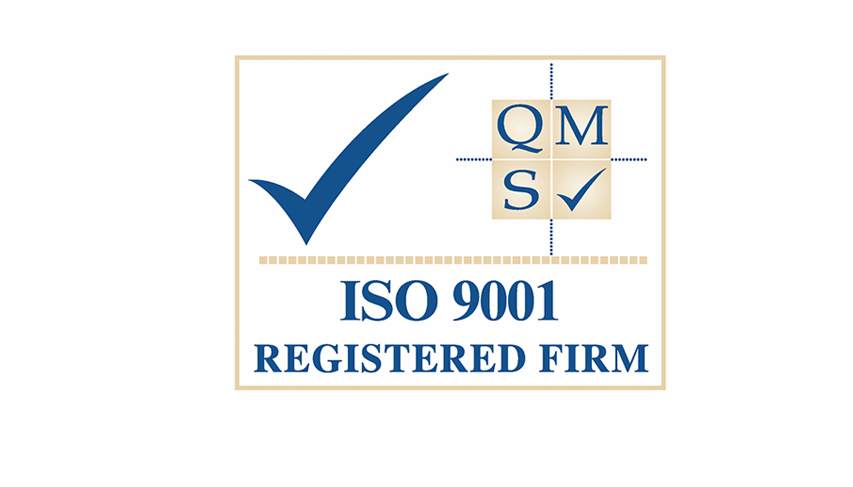 ISO: 9001