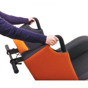 Boston Pressure Relief Chair Rear Handles